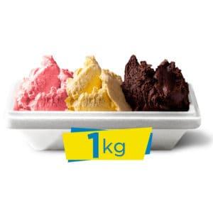 Vaschetta gelato - 1000g