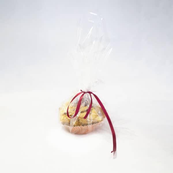 Cestino di croccante con mascarpone - Monoporzione