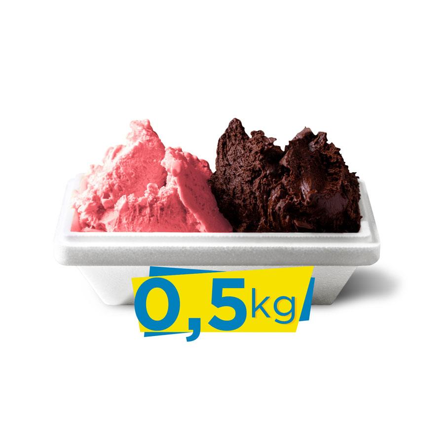 Vaschetta gelato 500g